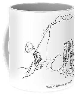 That's The Stone Age For You Coffee Mug