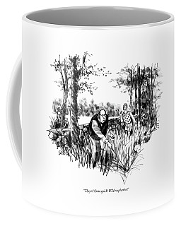Thayer! Come Quick! Wild Raspberries! Coffee Mug