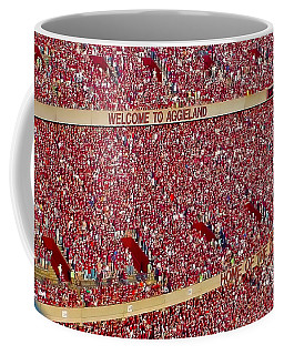 The 12th Man Coffee Mug by Gary Holmes