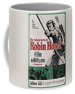The Adventures Of Robin Hood B Coffee Mug