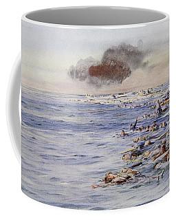 The Aftermath Of The Lusitania Coffee Mug