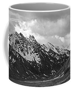 The Alaskan Range Coffee Mug