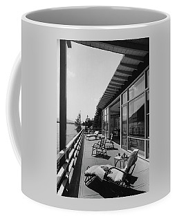 The Alfred Rose Lake Placid Summer Home Coffee Mug