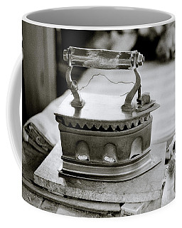 The Antique Iron Coffee Mug