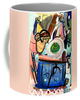 The Aquarium Coffee Mug