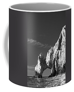The Arch In Black And White Coffee Mug