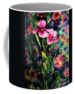 The Aroma Of Grace Coffee Mug by Hazel Holland