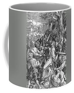 The Arrest Of Jesus Christ Coffee Mug