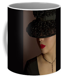 The Art Of Being A Woman Coffee Mug