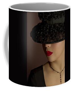 The Art Of Being A Woman Coffee Mug