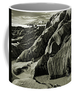 The Art Of Time Coffee Mug