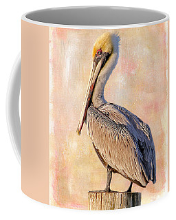 Birds - The Artful Pelican Coffee Mug