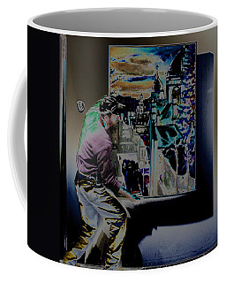 The Artist Paul Emory Coffee Mug