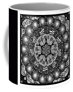 Mandalart Coffee Mug