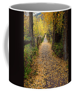 The Aspen Trail Coffee Mug