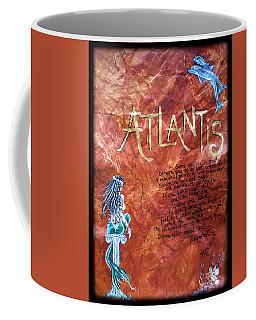 The Atlantis Myth Coffee Mug