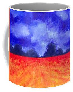 The Autumn Arrives Coffee Mug