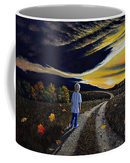 The Autumn Breeze Coffee Mug