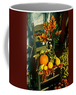 The Autumn Chair Coffee Mug