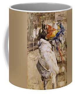 The Aviary, Clifton, 1888 Coffee Mug