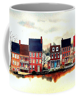 The Back Of The Strand Coffee Mug