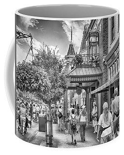 Coffee Mug featuring the photograph The Bakery by Howard Salmon
