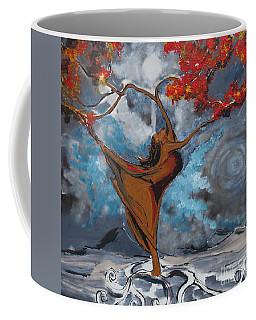 The Balancing Act Coffee Mug