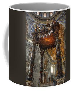 The Baldaccino Of Bernini Coffee Mug