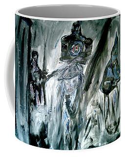 The Band Playing Coffee Mug