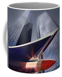The Bank Coffee Mug