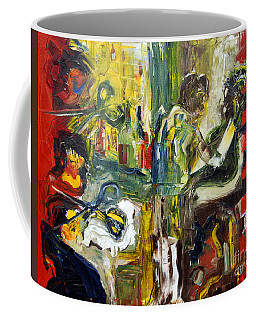 The Barbers Shop - 1 Coffee Mug