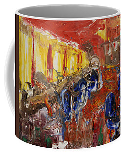 The Barber's Shop - 2 Coffee Mug