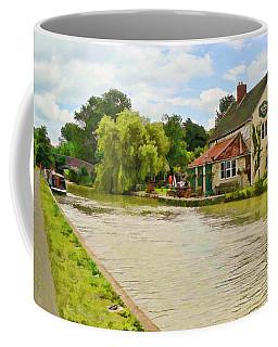 The Barge Inn Seend Coffee Mug