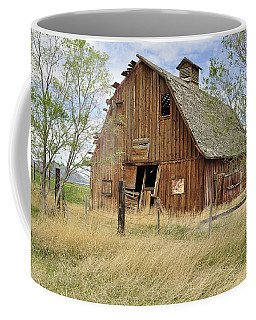 the Barn  Coffee Mug