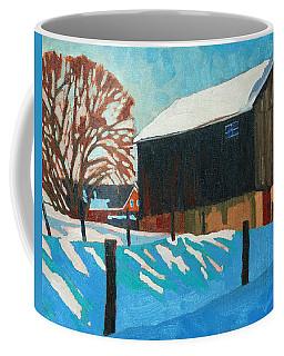 The Barnyard Coffee Mug