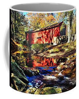 The Bartram Coverd Bridge Coffee Mug