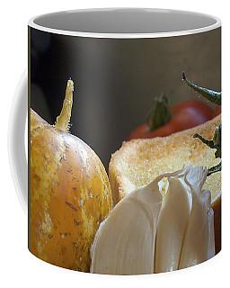 Coffee Mug featuring the photograph The Basics by Joe Schofield