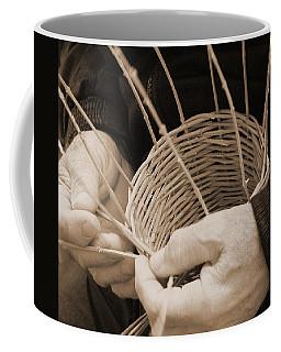 The Basket Weaver Coffee Mug
