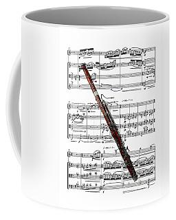 The Bassoon Coffee Mug