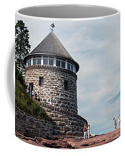The Bath House On Ministers Island Nb Coffee Mug