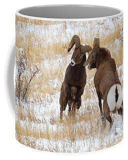 The Battle For Dominance Coffee Mug