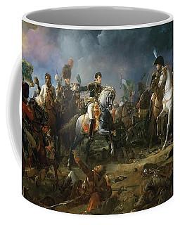 The Battle Of Austerlitz Coffee Mug
