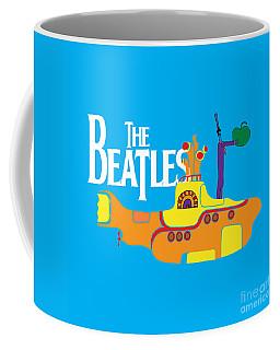 The Beatles No.11 Coffee Mug