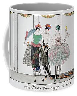 The Beautiful Savages Coffee Mug