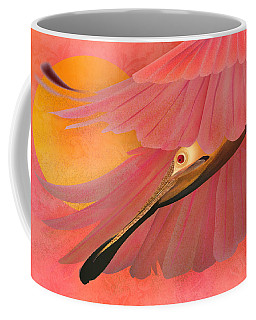 The Beauty Flight - Limited Edition 1 Of 10 Coffee Mug