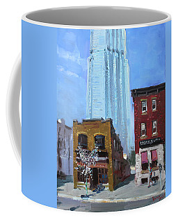 The Beauty N' The Background In London Canada Coffee Mug