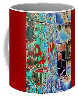 The Beauty Of Steel Coffee Mug