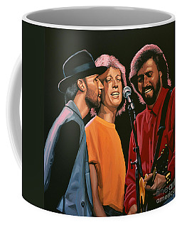 The Bee Gees Coffee Mug