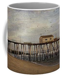 The Belmar Fishing Club Pier Coffee Mug