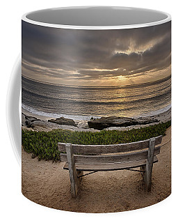 The Bench IIi Coffee Mug